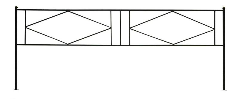 Как сварить ограду своими руками 785
